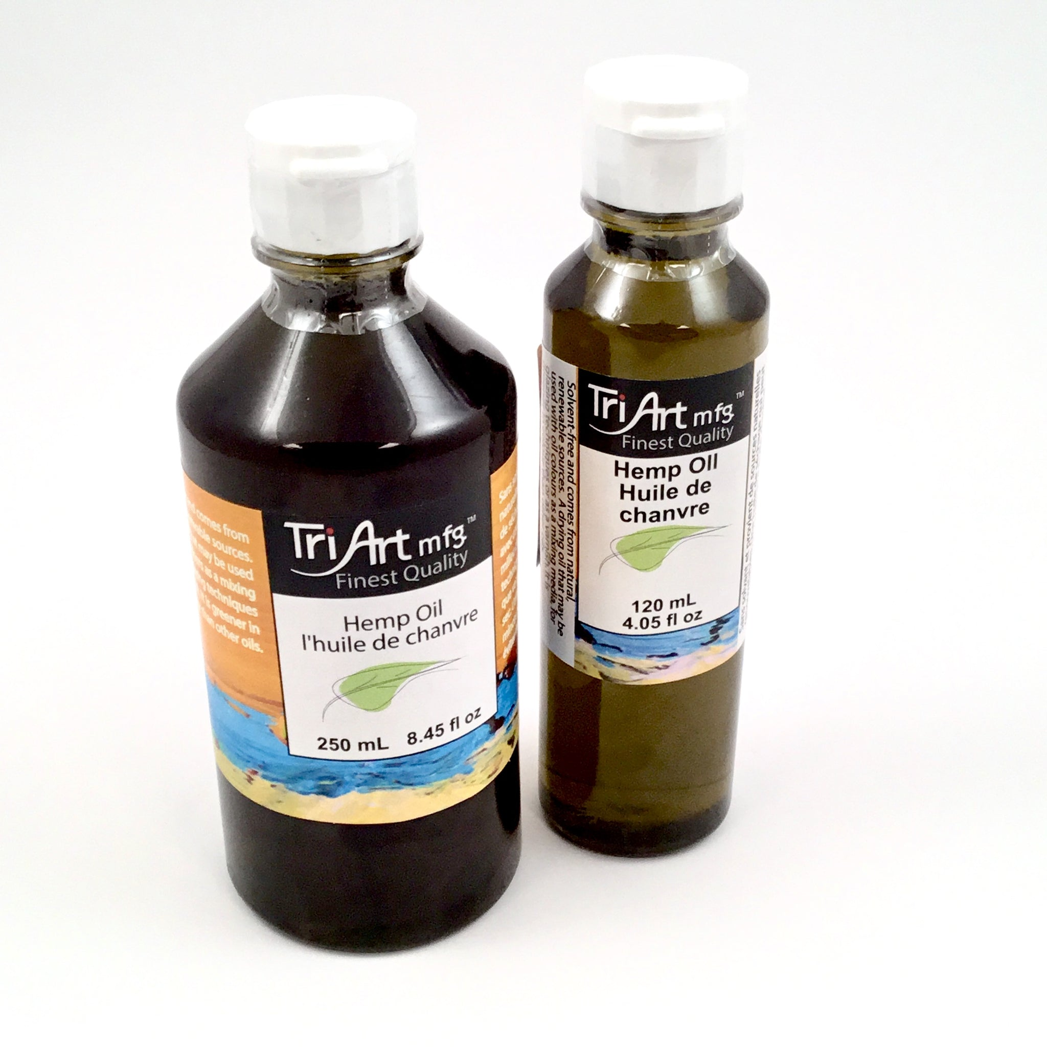 Tri-Art Hemp Oil 120ml