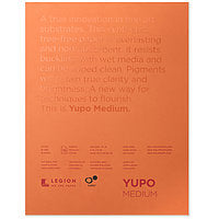 Legion Yupo Paper 10 Sheets White 9x12