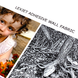 Adhesive Wall Fabric