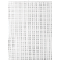 Needle Crafters Plastic Canvas 10x13 White