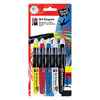 Marabu Art Crayon 5/Set Primary
