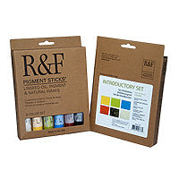 R&F Pigment Stick Set/6 Introductory