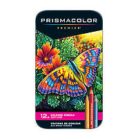 Prismacolor Premier Coloured Pencils 12 Set