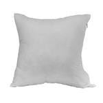 Pillow Cover - Poly White 16x16