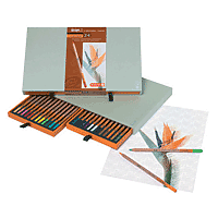 Bruynzeel Design Colour Pencil Set 24