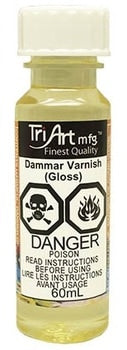 Tri-Art Dammar Varnish Gloss 60ml