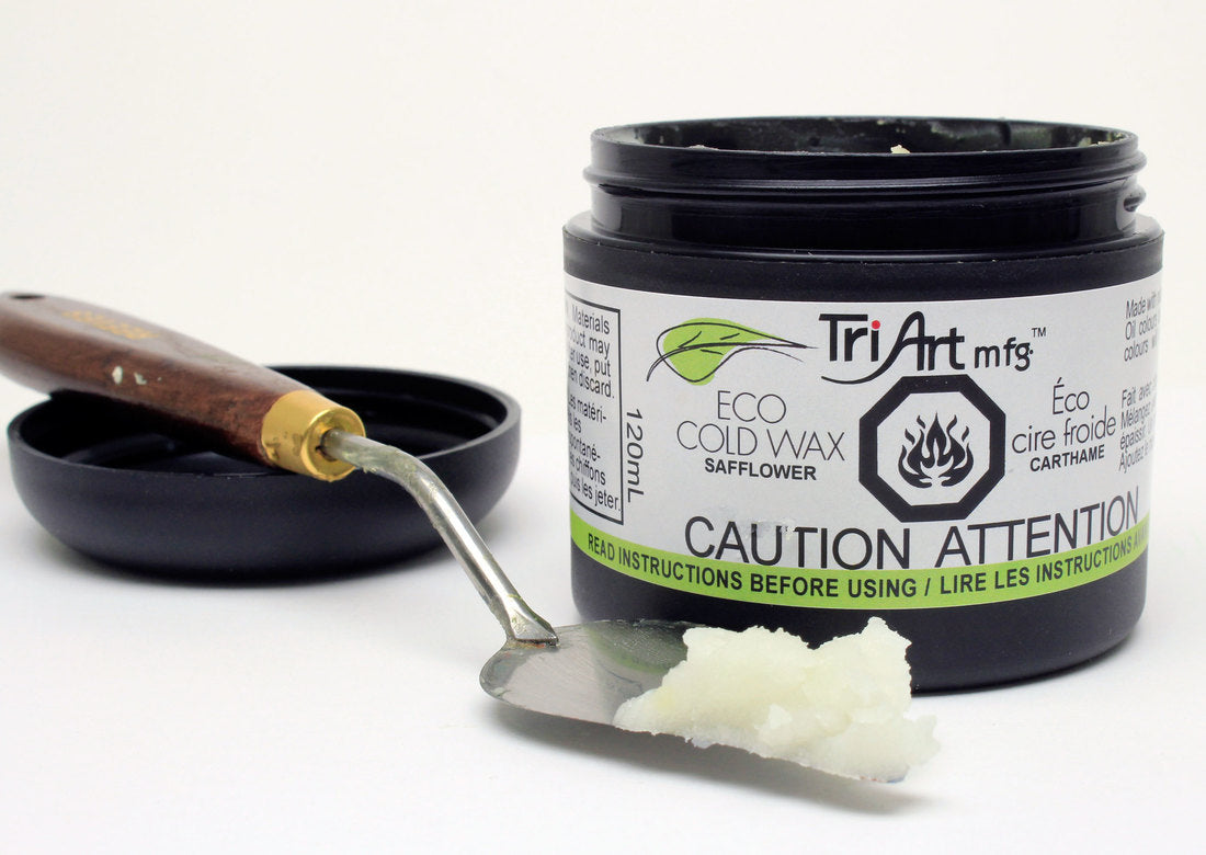 Tri-Art Eco Cold Wax Safflower 120ml