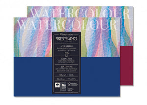 Fabriano Watercolour Studio Block Cold Press 9x12 140lb