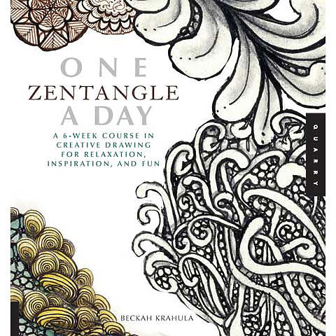 Quarto Publishing - One Zentangle a Day