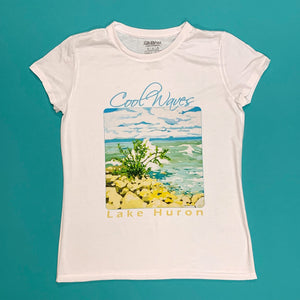 Cool Waves T-Shirt