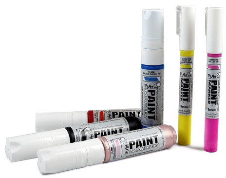 TriArt Acrylic Paint Marker Fine
