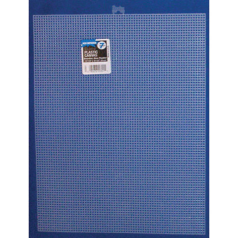 Needle Crafters Plastic Canvas 10x13 Inch Clear
