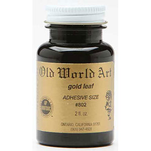 Old World Art Adhesive Size 2oz