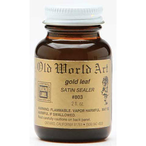 Old World Art Satin Sealer 2oz