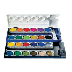 Pelikan Opaque Pan Watercolor Set/24