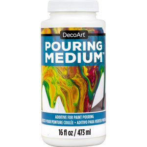 DecoArt Pouring Medium 16oz