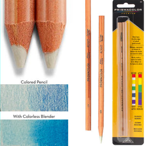Prismacolor Premier Colourless Blender Pencil Set of 2