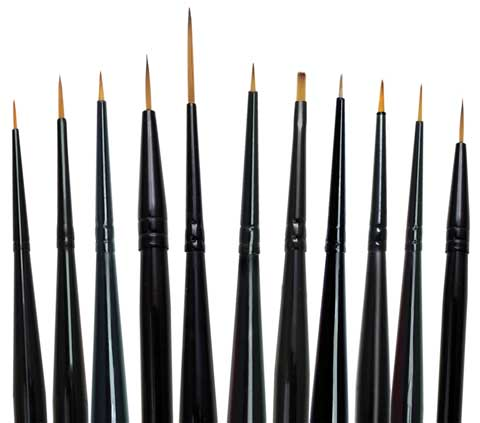 Royal Brush Majestic Detail Brush Set