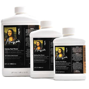 Mona Lisa Odourless Paint Thinner Quart