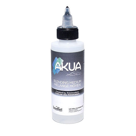 Speedball Akua Modifier Blending Medium 4oz
