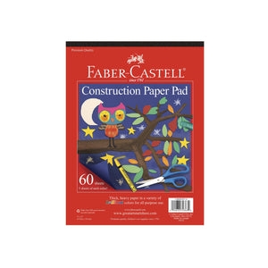 Faber-Castell Construction Paper Pad
