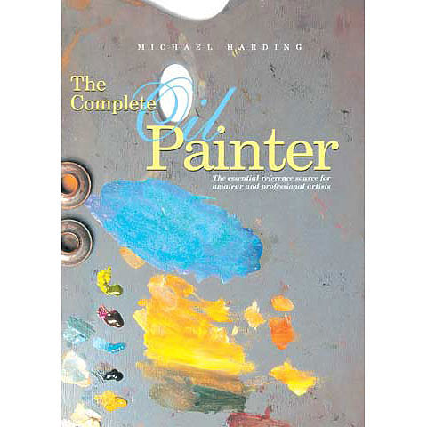 Watson-Guptill - Complete Oil Painter - book