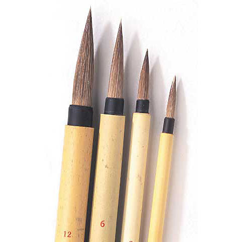 Winsor & Newton Series 150 Bamboo Brush #6