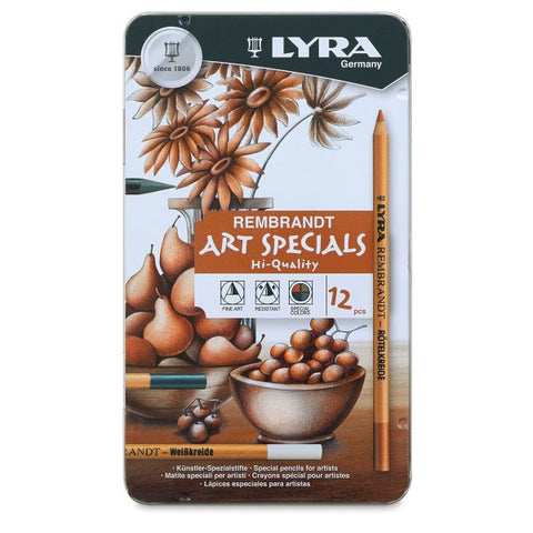 Lyra Rembrandt Art Specials - Specialty Pencil Set/12