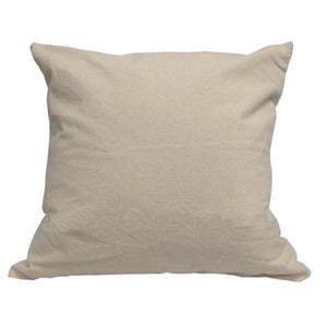 Hometex Blank Canvas Pillow Cover 18x18