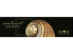 Fine Tec Watercolour Pans - 6 Pearlescent #601