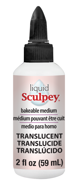 Sculpey Translucent Liquid Bakeable Clay 2oz