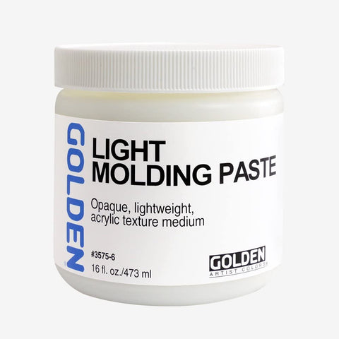 Golden 16oz Lght Molding Paste