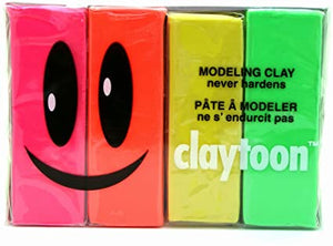 Van Aken Claytoon Clay Set Neon