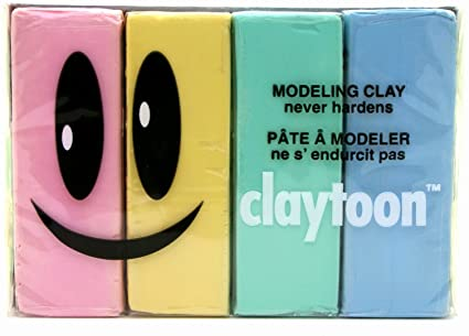 Van Aken Claytoon Clay Set Pastels