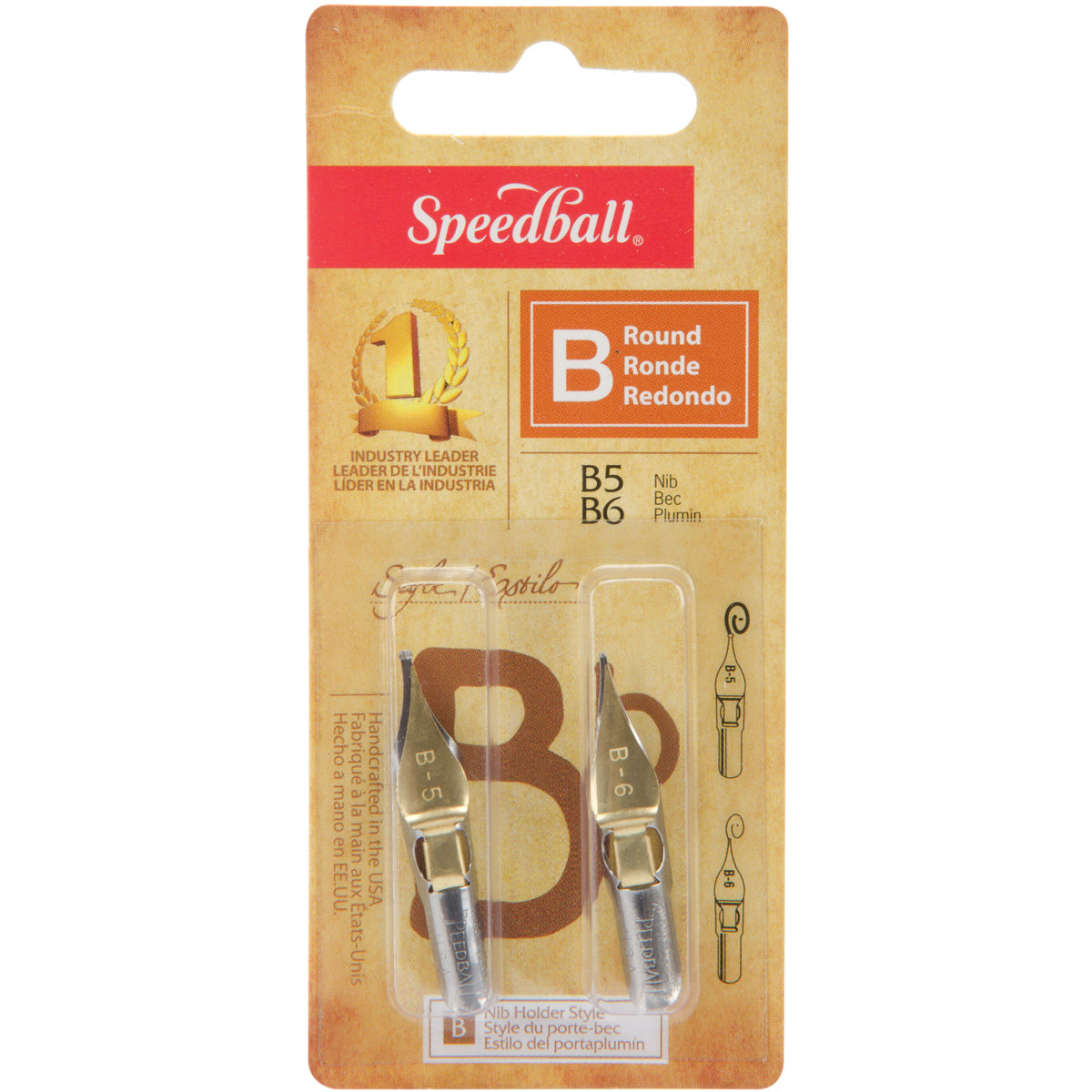 Speedball Pen Nib B5/B6