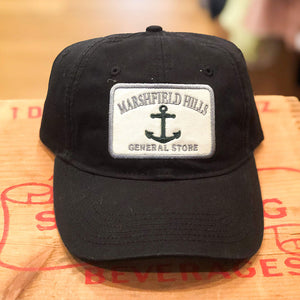 MHGS HAT WITH ANCHOR