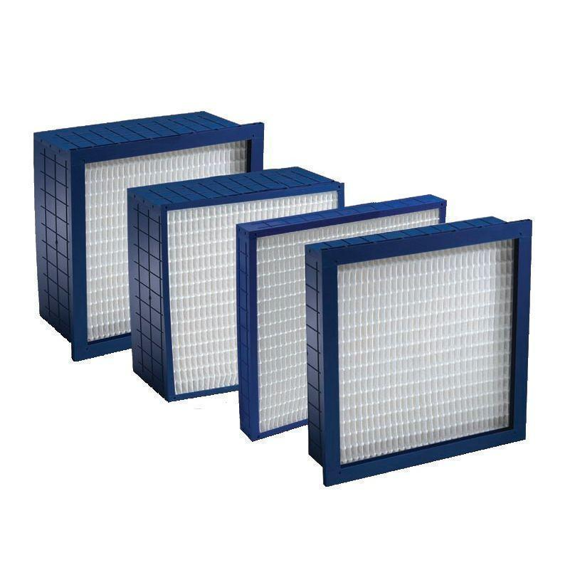 Extended Surface Rigid Filters