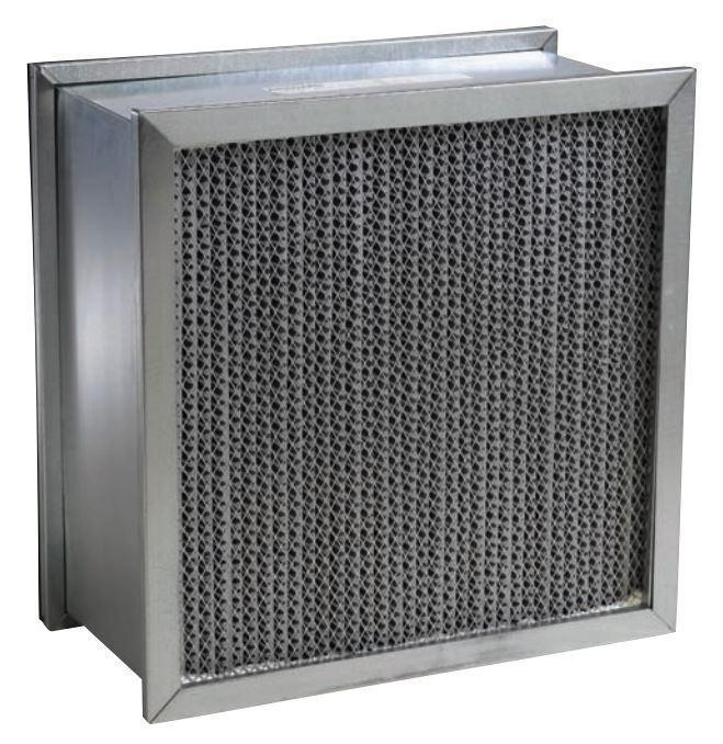 Replacement Filters For Turbomachinery Air Intake Systems
