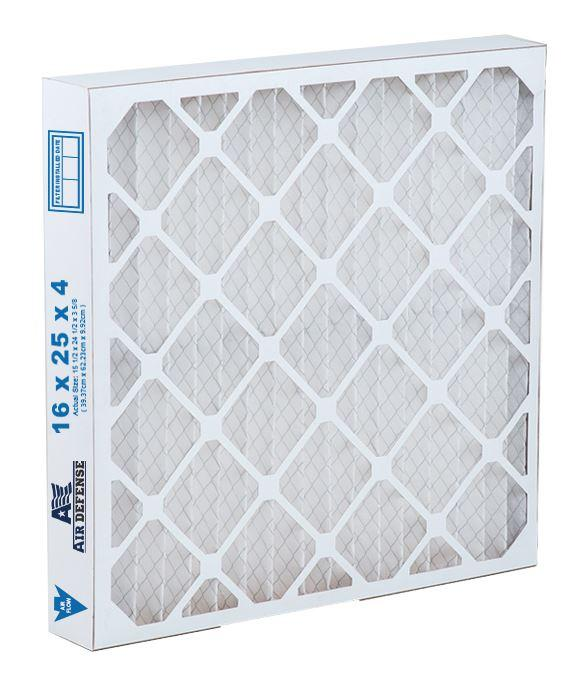 Air Defense HD 16x25x4 - Midwest Air Filter, Inc