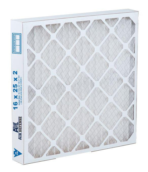Air Defense UHD 16x25x2 - Midwest Air Filter, Inc