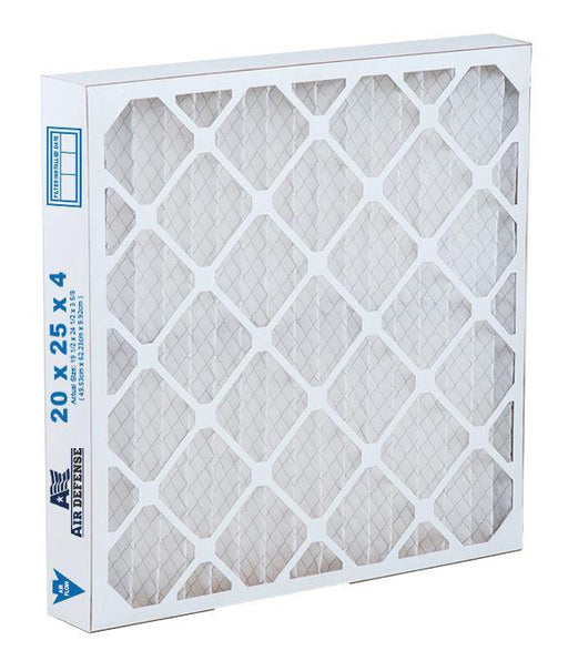 Air Defense UHD 20x25x4 - Midwest Air Filter, Inc