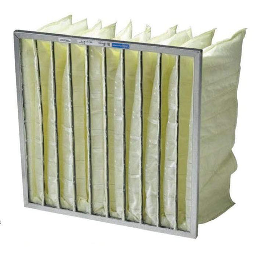 Bio-Pure® High Efficiency Bag Filters - AIRGUARD - Antimicrobrial Treated Filters