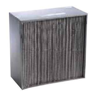 Bio-Pure® High Efficiency Rigid Cell Pleated Filters - AIRGUARD - Antimicrobrial Treated Filters