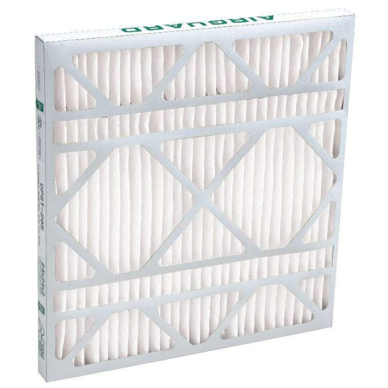 Bio-Pure® Pleated Panel Filters - AIRGUARD - Antimicrobrial Treated Filters