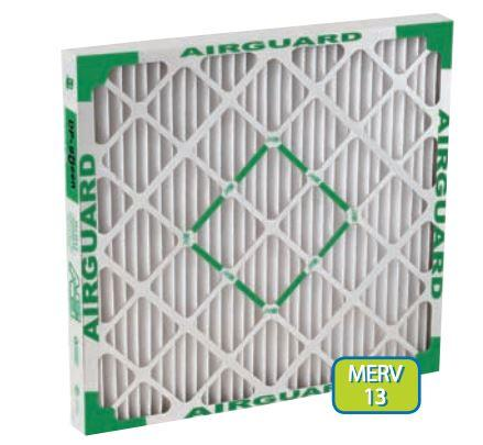 DP-Green 13® - AIRGUARD - Pleated Filters