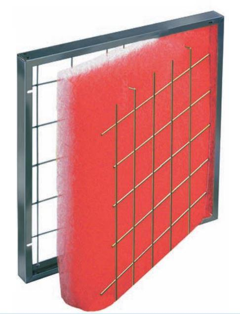 Fiber Media Pads - Midwest Air Filter, Inc