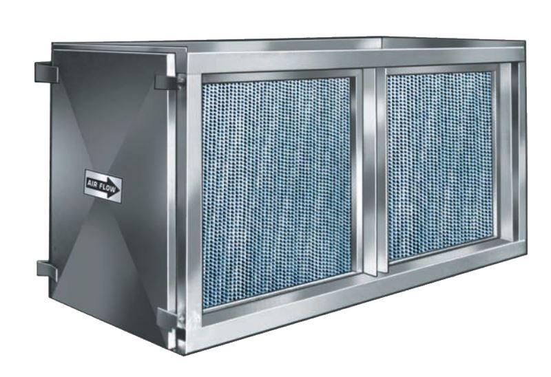HEPA Lock Side Access Housing - Midwest Air Filter, Inc