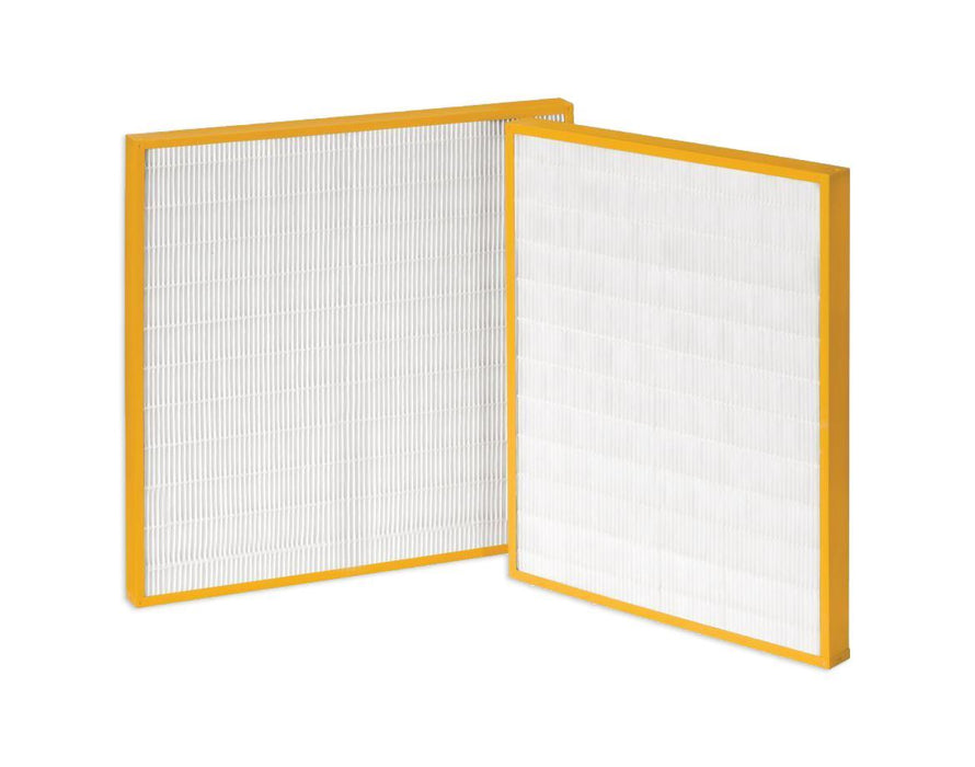 Nexfil Filter - Dafco Filter Group - V-Bank and Panel Minipleat Filters