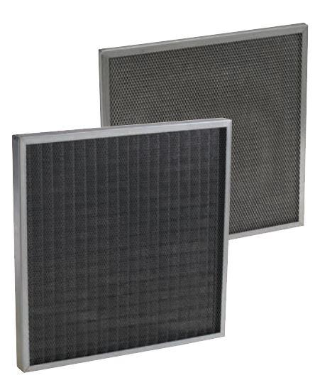 Permanent Metal Filters - AIRGUARD - Panel Filters