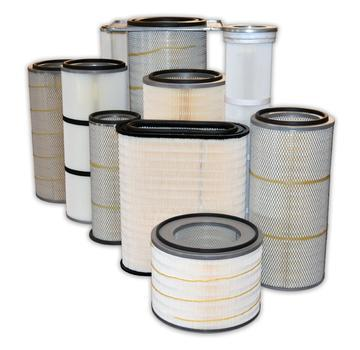 Replacement Filter Elements, Cartridges, & Strainer Baskets - Midwest Air Filter, Inc